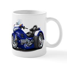Goldwing Dark Blue Trike Mug