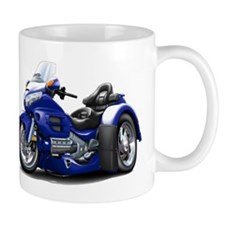 Goldwing Dark Blue Trike Mug