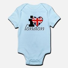 I Heart London Infant Bodysuit