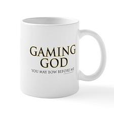 Gaming God Small Mug