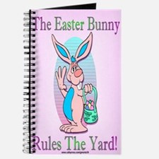 Easter Bunny Journal