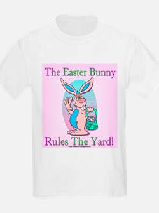 Easter Bunny Kids T-Shirt