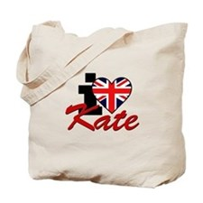 I Love Kate - Royal Family Tote Bag