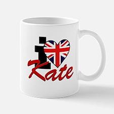 I Love Kate - Royal Family Mug