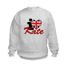 I Love Kate - Royal Family Sweatshirt