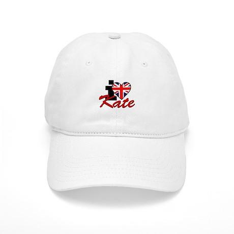 I Love Kate - Royal Family Cap