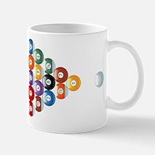 Biljart : Pool Small Small Mug