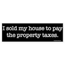 Property Taxes Bumper