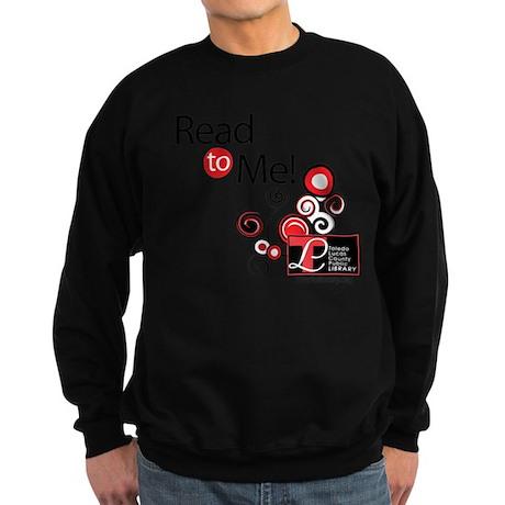 TOLEDO-LUCAS PUBLIC LIBRARY Sweatshirt (dark)