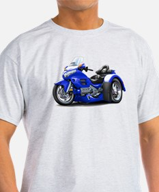 Goldwing Blue Trike T-Shirt