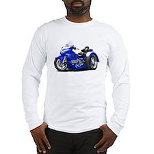 Goldwing Blue Trike Long Sleeve T-Shirt