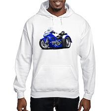 Goldwing Blue Trike Hoodie