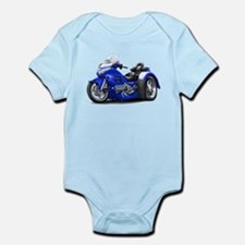 Goldwing Blue Trike Infant Bodysuit