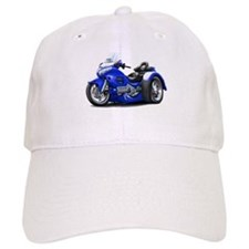 Goldwing Blue Trike Baseball Cap