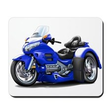 Goldwing Blue Trike Mousepad