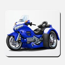 Goldwing Blue Trike Mousepad