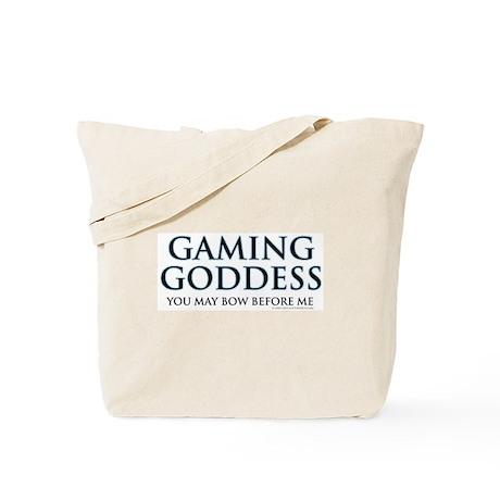 Gaming Goddess Tote Bag