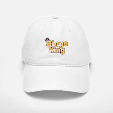Bingo King Baseball Baseball Cap