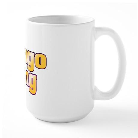 Bingo King Large Mug