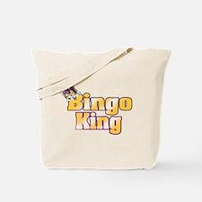 Bingo King Tote Bag