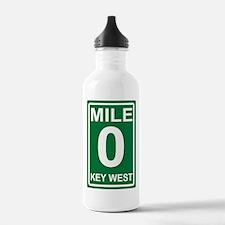 Cute Key west Water Bottle