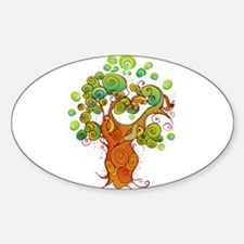 Peaceful Tree Decal