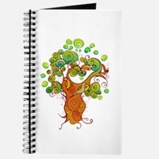 Peaceful Tree Journal