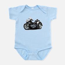 Goldwing Black Trike Infant Bodysuit