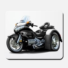 Goldwing Black Trike Mousepad