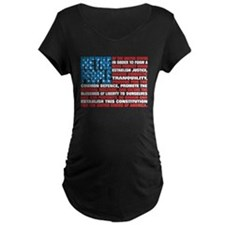 A New Twist on Old Glory T-Shirt