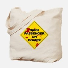 Dark Passenger On Board - Dex Tote Bag
