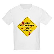 Dark Passenger On Board - Dex T-Shirt