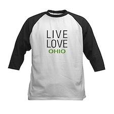 Live Love Ohio Tee