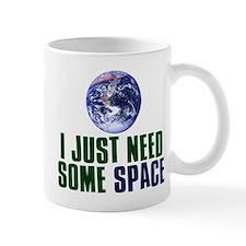 Astronaut Humor Mug