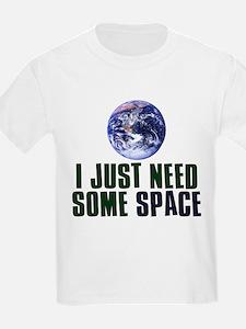 Astronaut Humor T-Shirt