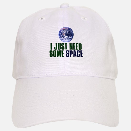 Astronaut Humor Cap