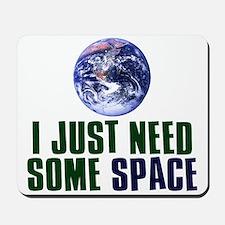 Astronaut Humor Mousepad