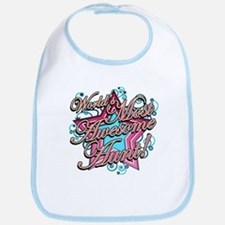 Worlds Most Awesome Aunt Bib