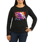 cool people Women's Long Sleeve Dark T-Shirt