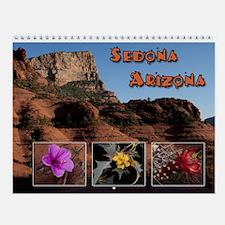Sedona AZ Wildflowers and Scenics Wall Calendar