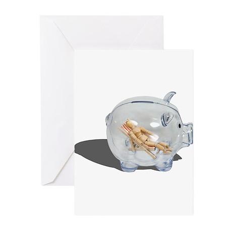 Vacation Savings Greeting Cards (Pk of 20)
