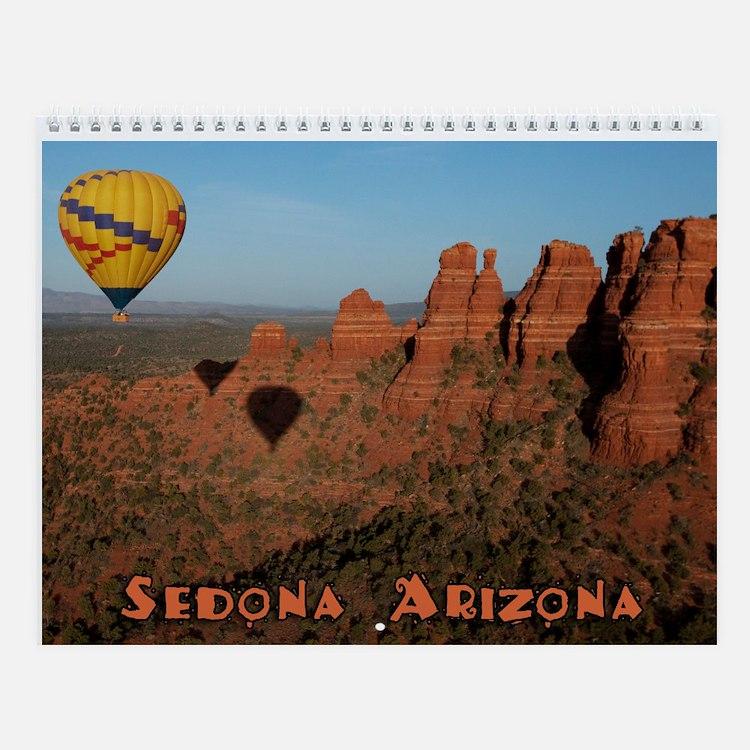 Sedona AZ Wall Calendar