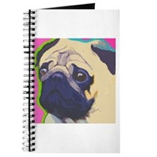 Fun Pug Journal