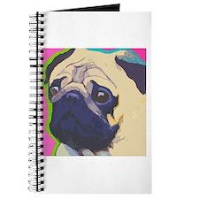 Fun Pug Journal