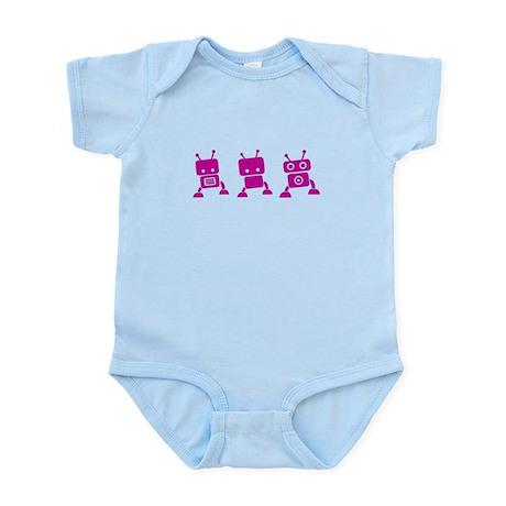 Baby Robots Infant Bodysuit