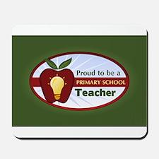 Primary School Teacher Mousepad