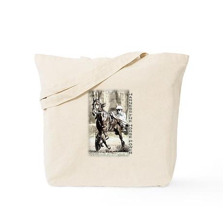 Harness horse racing Tote Bag