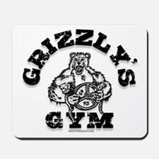 Grizzly's Gym Mousepad