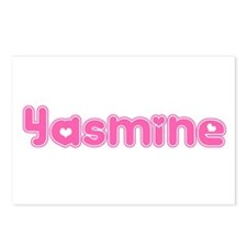 """Yasmine"" Postcards (Package of 8)"