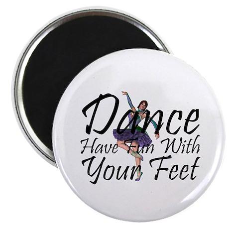 TOP Dance Fun Magnet